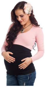 Maternity Belly Band Stretchy Nylon